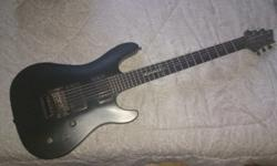 Cort evl k6 electric guitar with hard case - R3500.