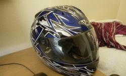 Vega Helmet for sale Very good cond. Size = Large