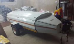Venter trailer super 7 for sale in very good condition