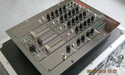 Vestax 3 channel mixer for sale * 3 Channel mixer * 3