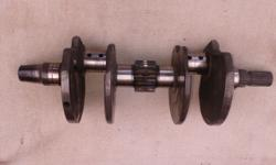 Nc30 crank for sale. Perfect condition. Extremely