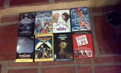 1 X CARTON OF VIDEOS AND DVD'S FOR SALE   Include, kids