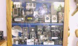 Collectables Cameras going on auction on 17. of May