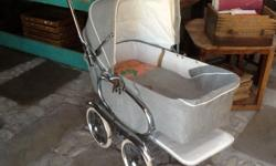 Beautiful vintage pedigree pram in perfect condition.