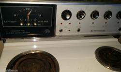 frigidaire  super cookmaster great overall condition
