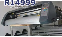 V-Smart Series Contour Cutting Vinyl Cutter 1310mm