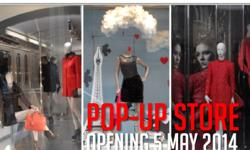 Come and check out the Love Fashion Pop up shop
