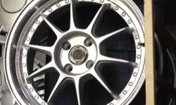 Brand new Volks Racing Mag wheels / Rims Reps - 17