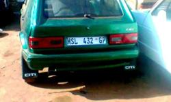 Hi I am selling my Golf1 Project. Engine running, Just