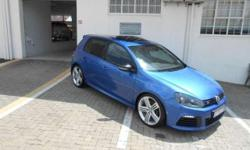 VOLKSWAGEN GOLF 6 Golf VI 2.0 TSI R 4-Motion DSG Power