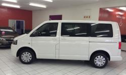2013 VOLKSWAGEN KOMBI T5 2.0L TDI 5 SPEED MANUAL VERY