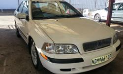 Volvo S40 2.0T, very good runner, veat neat, e/w, a/c,