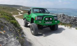Beskrywing VREDENBURG 4X4 ACCESSORIES 1.BULL BARS FROM