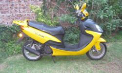 Fabrikaat: Ander Model: XT150cc Mylafstand: 16,000 Kms