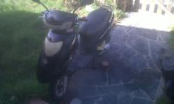Vuka xr 125 4 sale needs new battery no papers or