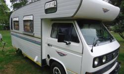 VW Autovilla camper in an excellent condition for sale.