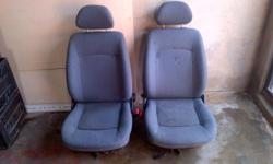 Citi golf seat back and front no door panels R800