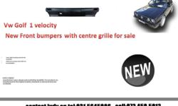 SPECIALISING IN VW NEW BODY PARTS. VW Golf 1 Velociti