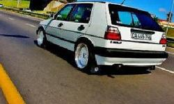 Golf MK2 GTI 2L mp9 conversion 1992 model 293 000km