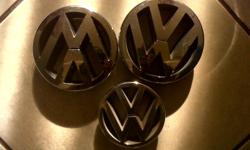for sale vw grill badge for polo, golf/jetta/gti