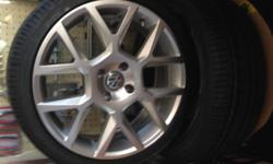 Brand new Mag wheels / Rims VW GTI 35th Edition Reps 17