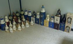 WADE DECANTERS includes Royal Collection. Huge range in