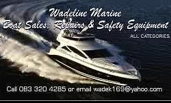For all your boat accessories ,boat bouyancies ,water