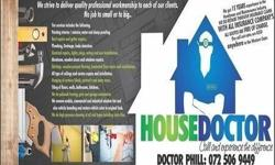 House Doctor SA -   We offer a 24/7 call out service on