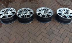 "Have 19"" rs4 reps that I want to swap or sell for"
