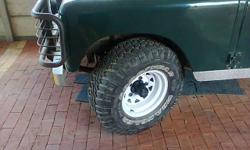 Hi Looking for two 32x11.5x15 inch mudtyres or if u no