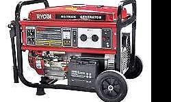 Wanted - 5.5kva Generator. Machine should be excellent