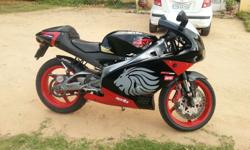 Aprilia rs 125 wanted any condition preferably with