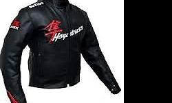Im looking for a 3 or 4 XL Suzuki/Hayabusa leather