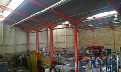 Warehouse & Offices TO LET in Kramerville Come and be a