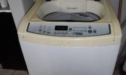 10L Washing machine in excellent working condition,