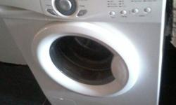 In good condition both brand new!! Washing machine is