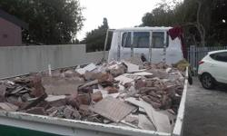 We do:  -Rubble removal,  -Unwanted goods removal,