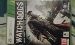 I got this two games for sale- Watch Dogs- R400 and