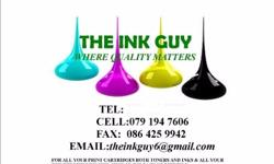 WE REFILL ALL KINDS OF PRINTER CARTRIDGES INCLUDING