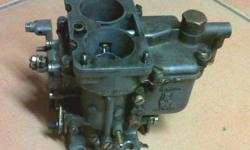 Complete carb for use as spares,was overfueling on my