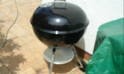 Soort: Garden Soort: WEBER KETTLE BRAAI We are having