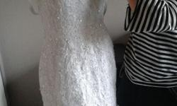 Stunning Wedding Dress, Sweetheart Neckline , Mermaid