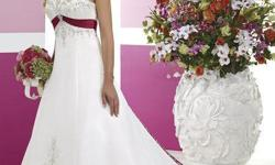 Beskrywing Brand new wedding gown size 10-12