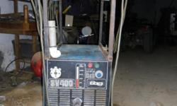 1 CEM 400 amp welding machine for sale great condition