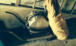 Old welding machine but still serviceable and