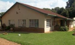 Well Maintained Smallholding Available In Benoni!!!