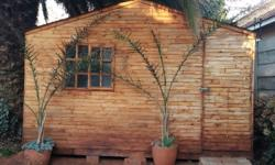 Wendy house - Home office - Outside accommodation or