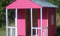 we manufacture all type of Wendy house ;move Wendy