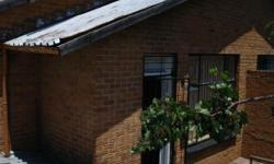 West Turffontein - Semi detached home with 3 bedrooms,