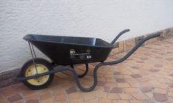 New wheelbarrow for sale. Light duty